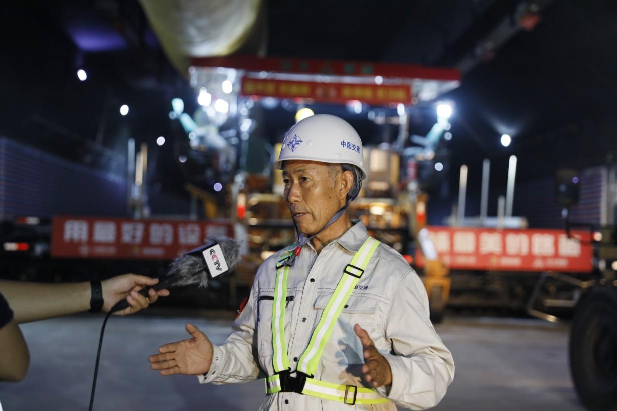 """陕西""""智造"""" 助力国家超级工程港珠澳跨海大桥"""