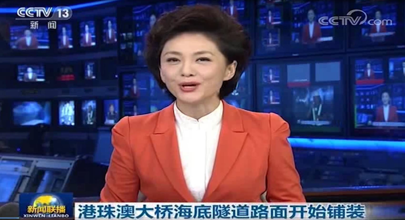 """""""港珠澳大桥号""""媒体报道集锦"""