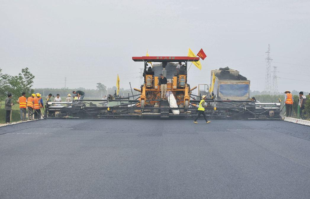 陕西西咸北环线高速公路
